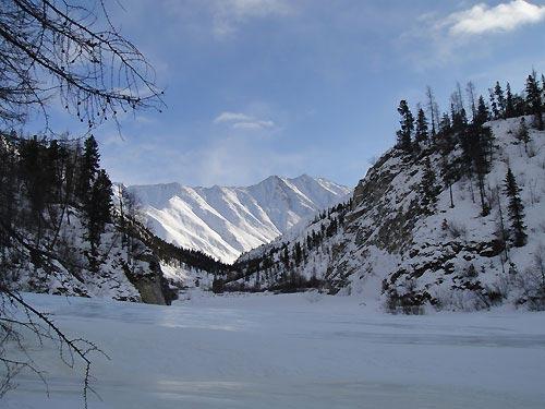 Отчёт о лыжном походе 3кс, Восточный Саян