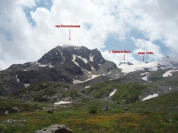 Отчёт о горном походе 2кс по Дигории