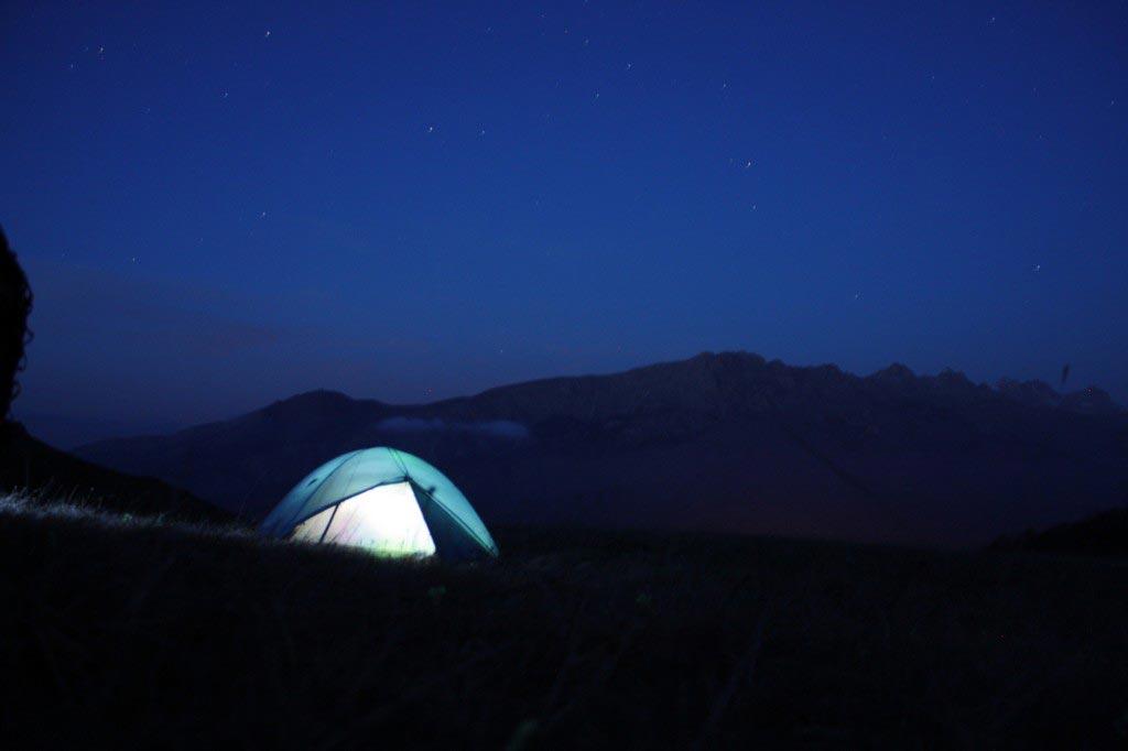 Отчёт о горном походе 1 категории сложности по Скалистому хребту