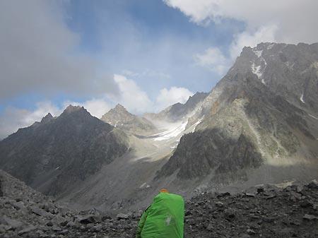 Отчёт о горном походе ХЗ с элементами 4 кс по Суганскому хребту