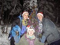 Отчет о лыжном походе 2кс на Таганае